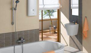 Выбираем водонагреватель для ванной